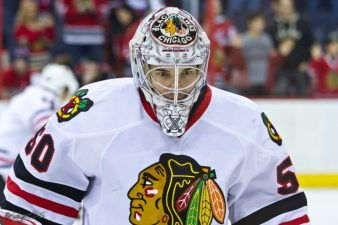 Corey Crawford Chicago Blackhawks