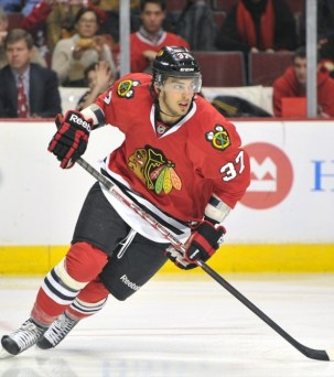Brandon Pirri Blackhawks
