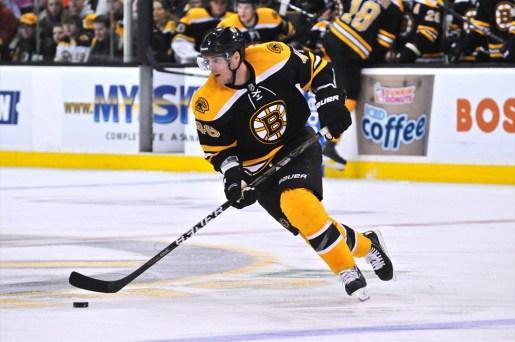 David Krejci Bruins
