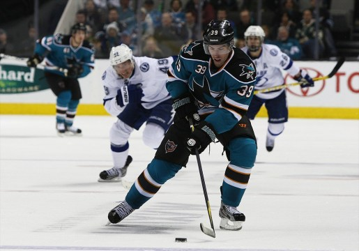 Logan Couture Sharks