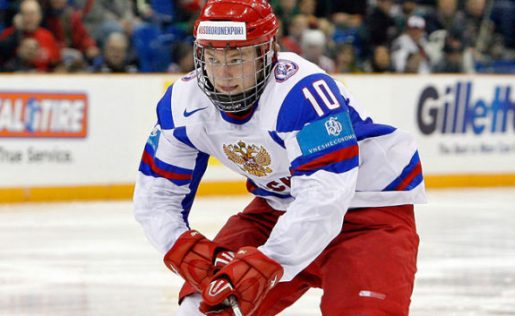 Vladimir Tarasenko has a chance to show his offensive prowess in Sochi.