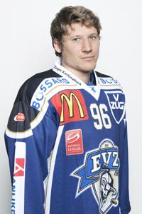 Damien Brunner Red Wings