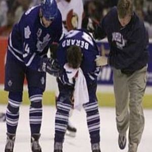 Bryan Berard is just one of many NHLers who have suffered significant eye injuries that a visor would have prevented,