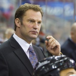 Montreal Canadiens associate coach Kirk Muller