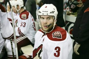 D Keith Yandle is only one of many that could see a change in scenery this season.