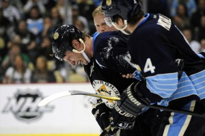 Jordan Staal Injured Penguins