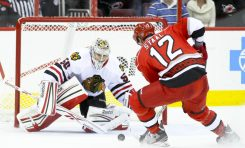 Carolina Hurricanes Captain Eric Staal Must Step Up