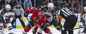 Minnesota's season has not been helped by Koivu's injury