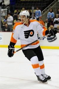 Brayden Schenn, Flyers