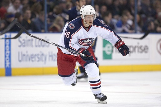 Sami Pahlsson - Columbus Blue Jackets