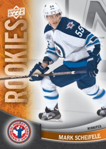 Mark Scheifele Upper Deck
