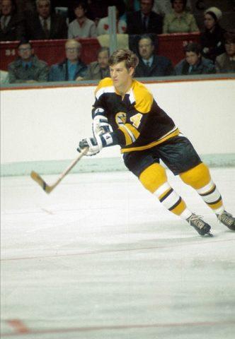 Bobby Orr, Montreal Forum