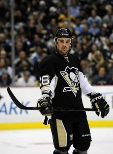 Steve Sullivan Penguins
