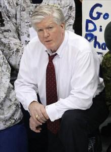 Brian Burke, Toronto Maple Leafs