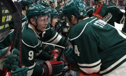 Minnesota Wild's New Core Struggle In First Playoff Series