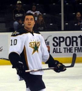 Ryan Garbutt Texas Stars