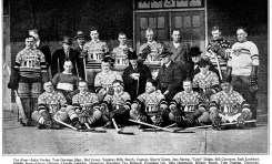 The New York Americans: How the NHL Came to MSG