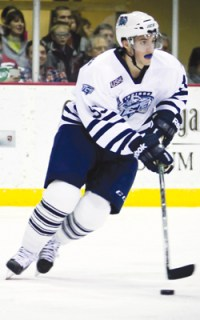 Ottawa Senators Robbie Baillargeon