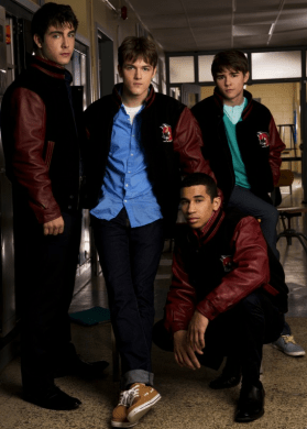Ice Hounds Degrassi