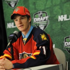Jonathan Huberdeau, a Florida Panthers prospect, can be followed on Twitter @JonnyHuby11.