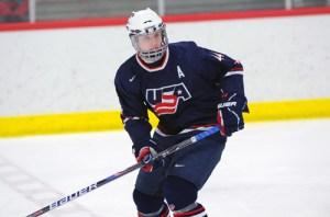 Jacob Trouba, USA hockey
