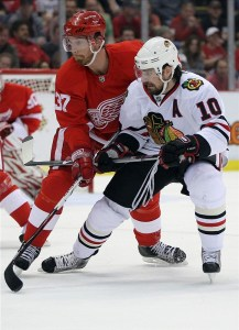 redwings preview