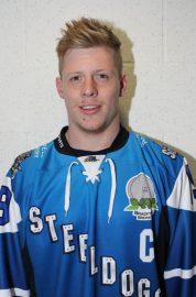 Ashley Calvert unlikely hockey
