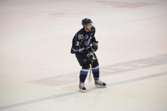 Rimouski Océanic defenseman and 2013 NHL Draft eligbile Jan Košťálek plays a mature game (Photo: Rimouski Océanic)
