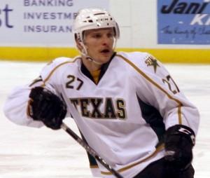 Antoine Roussel Dallas Stars