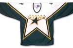 old dallas stars nhl jersey