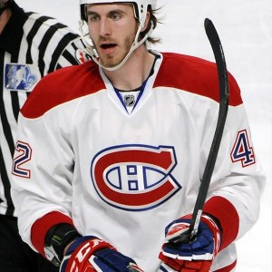 Montreal Canadiens defenseman Jarred Tinordi