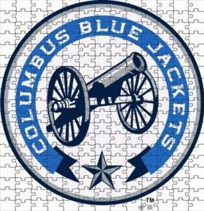 Blue Jackets Puzzle