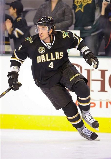 Brenden Dillon Stars hockey