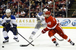 Detroit red wings roster