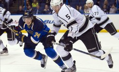 Blues' Lack of Scoring Dooms Season... Again