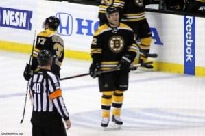 Shawn Thornton Bruins hockey