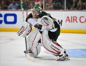Niklas Backstrom, Minnesota Wild, NHL, Hockey, Milestones