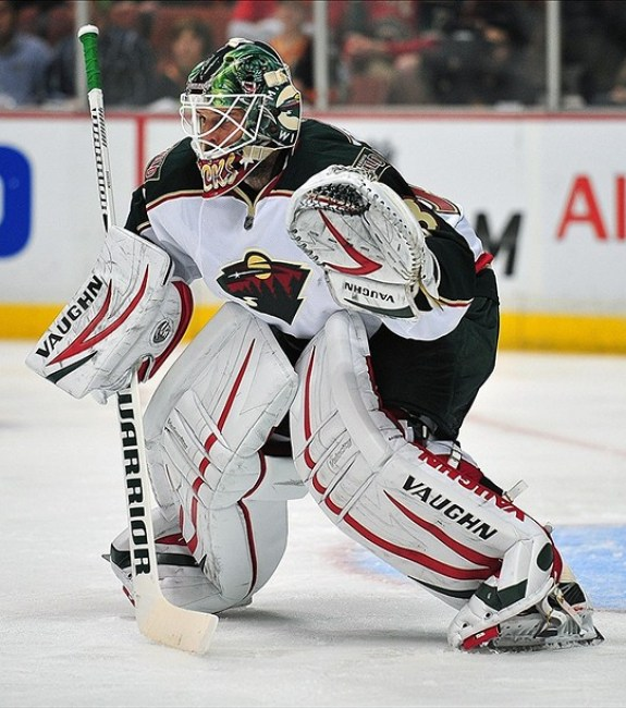 Niklas Backstrom, Minnesota Wild, NHL, Hockey, Milestones