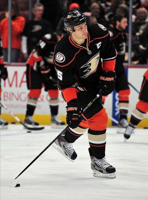 Ryan Getzlaf (Gary A. Vasquez-USA TODAY Sports)