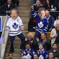Toronto Maple Leaf fans finally have something to cheer about since the days that Doug Gilmour and Wendel Clark wore the Blue and White...but they still need a centre... (Tom Szczerbowski-USA TODAY Sports)
