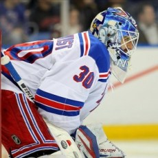 Henrik Lundqvist (Timothy T. Ludwig-USA TODAY Sports)