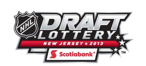 2013 NHL Draft Lottery Logo