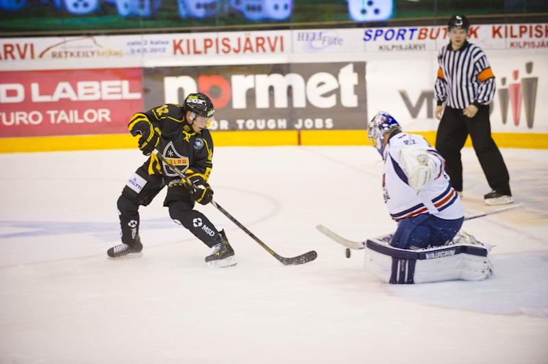 hockey leagues in europe