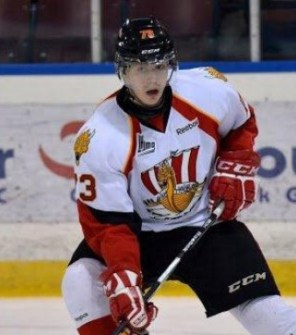 Zykov could be the steal of the second round, and we don't mean in a Winona Ryder way but in the good kind of way (Source: QMJHL)