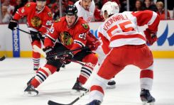 Blackhawks Stay Alive, Face Another Must Win in Detroit