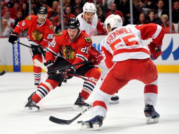 Bryan Bickell's Name will be on the Stanley Cup