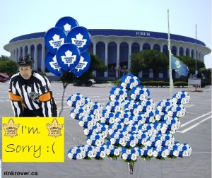 Leafs Memorial