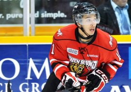 Cameron Brace (OHL/Images)