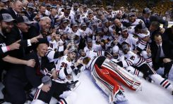 Stanley Cup Favourites Heading Into February