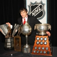 alex ovechkin ted lindsay award - trophy